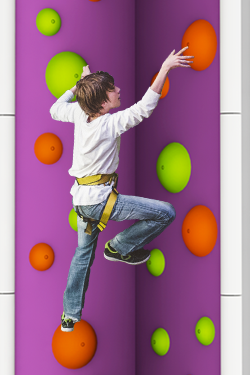 Cornered - Clip 'n Climb