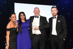Clip 'n Climb Cambridge wins Best New Business Award 2017