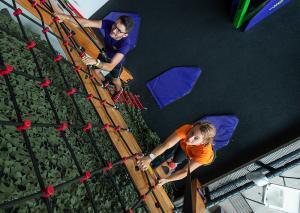 Clip 'n Climb ABEO Entre-Prises Sportainment Leisure Fun Climbing Gamification