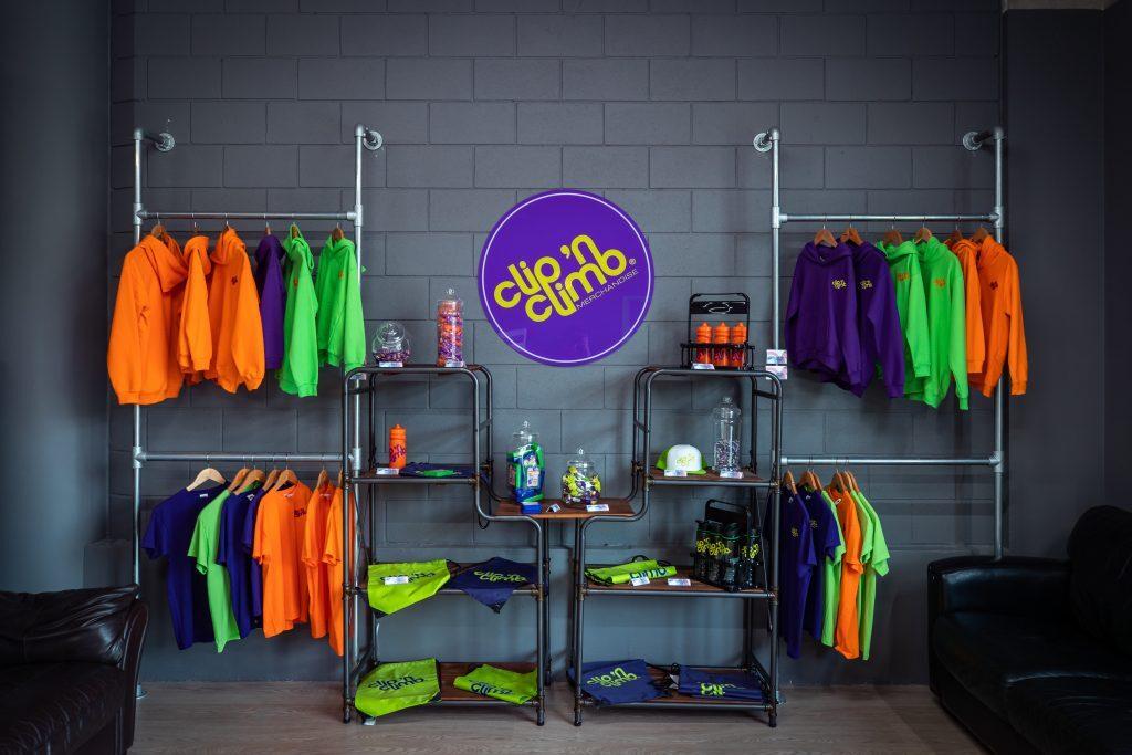 Colourful merchandise Clip 'n Climb